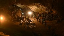 Thai cave rescue: diver relives extraordinary operation