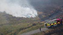 آتشسوزی بزرگ بریتانیا آزمایشگاه پژوهشگران شد