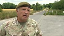 'We have to let the fires burn' - MoD on Salisbury Plain live firing