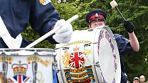Thousands take part in Twelfth parades