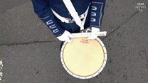 Parades across Northern Ireland mark Twelfth of July