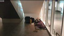 Hassan al-Kontar, pria Suriah yang terjebak di Bandara Kuala Lumpur