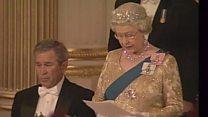 رؤساء اثاروا جدلا سياسيا لدى لدى زيارتهم بريطانيا