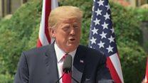 Trump: 'It's called fake news'