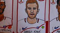 'Cheapskates' draw every World Cup sticker