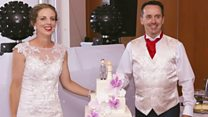 Couple marry in surprise wedding