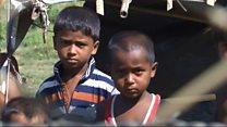 หมู่บ้านชาวโรฮิงญาที่รัฐบาลเมียนมาไม่อยากให้ บีบีซี เห็น