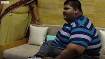 14 वर्षांचा जगातला सर्वाधिक वजनाचा मुलगा तुम्ही बघितला का?