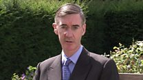 Rees-Mogg: Brexit plan crosses red lines