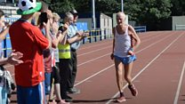 Man, aged 88, completes his 200th Parkrun