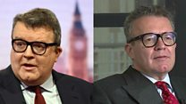 Tom Watson on his battle to lose weight