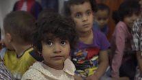 أطفال تنظيم الدولة الاسلامية في ليبيا ينتظرون عودتهم  إلى بلدانهم