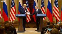 Як Україну обговорювали Трамп і Путін