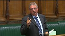 'The Good Friday Agreement has been thrown around willy nilly' - Sammy Wilson on Brexit debate