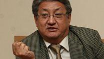 """Алмазбек Акматалиев: Oкууга тапшыруу өзгөрсө ректорлор """"нанын"""" алдырат деген сөздөр чыккан"""