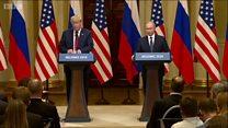 「普特會」閉門會晤逾兩小時 期望改善美俄關係