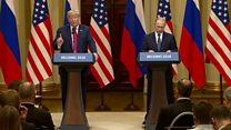 ترامب يدافع عن روسيا