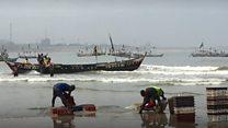 Ghana fishermen say dem go defy gov't one month fishing ban despite $500,000 possible fine