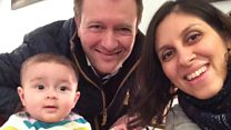 Nazanin case 'one of the very top priorities' for Hunt