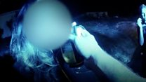 Drink driver claims she's 'just unwell'