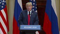 Трамп і Путін проти американських спецслужб