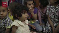 Anak-anak tentara ISIS yang 'tertahan' di Libya