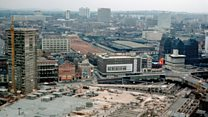 Images of Birmingham - then and now
