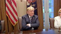 Трамп устроил встречу с журналистами, но что-то пошло не так