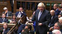 In full: Boris Johnson's resignation speech