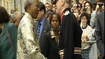 A look back at when Mandela visited Oxford