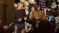 Хороший ли танцор Барак Обама?