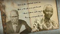 Honouring Mandela's legacy in poetry