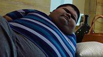 دنیا کے سب سے وزنی لڑکے نے اپنا ایک تہائی وزن کیسے کم کیا؟