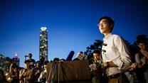 """香港民族党召集人;香港""""近乎是独立国家"""",只差民主"""