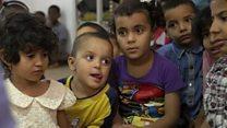 आईएस लड़ाकों के बच्चों की ज़िंदगी