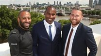 London Bridge bravery recognised