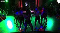 Кыргызстандагы жаштар арасында кей-поп абдан популярдуу