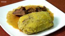 """Quand je mange du Matoke, je suis en Ouganda"""