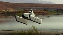 ICYMI: Flying cars and body suits