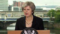 Hard border an alien concept, says PM