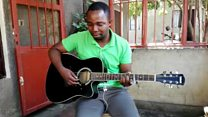 Didier Nkengurutse akora mu gahogo no ku murya
