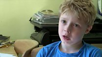 8-year-old reads PM's reply to his drug request