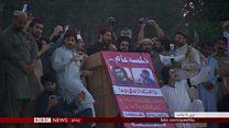 پاکستان: ټاکنو کې د پي ټي ایم شپږ مشرانو ګډون