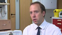 Health secretary to consider NHS targets