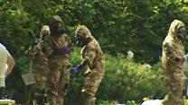 Police intensify Novichok search