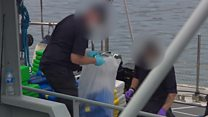 Two tonnes of cocaine seized in English Channel