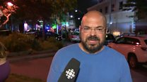 Toronto shooting: 'People started to run'