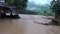 Bão Sơn Tinh gây thiệt hại lớn