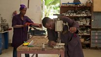 BBC Innovators: Africa's Invention School
