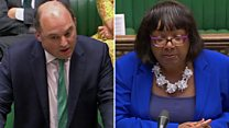 Commons clash over IS case
